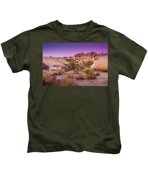 Painterly Desert Kids T-Shirt