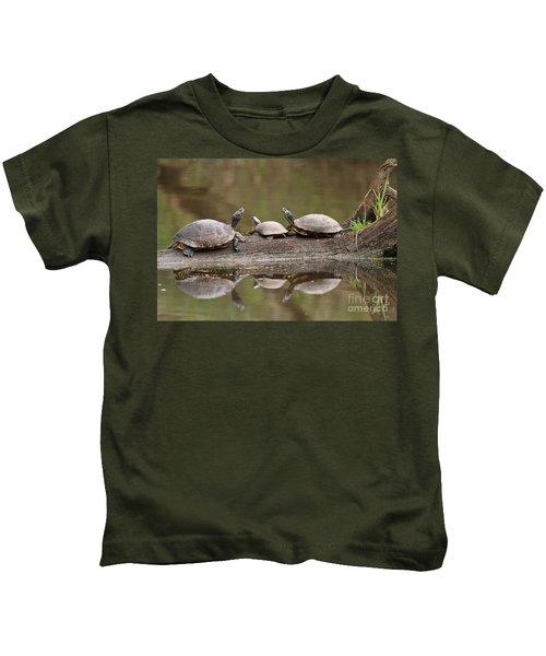Parental Supervision  Kids T-Shirt