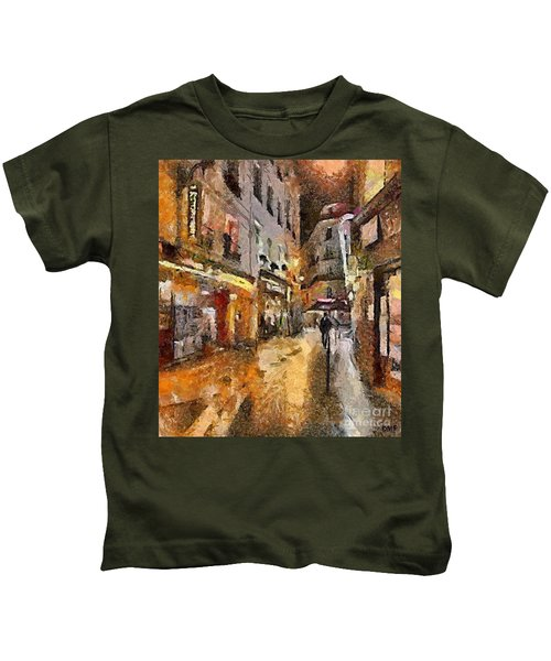 Paris St. Germain Kids T-Shirt