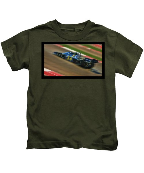 Patrick Depailler Kids T-Shirt