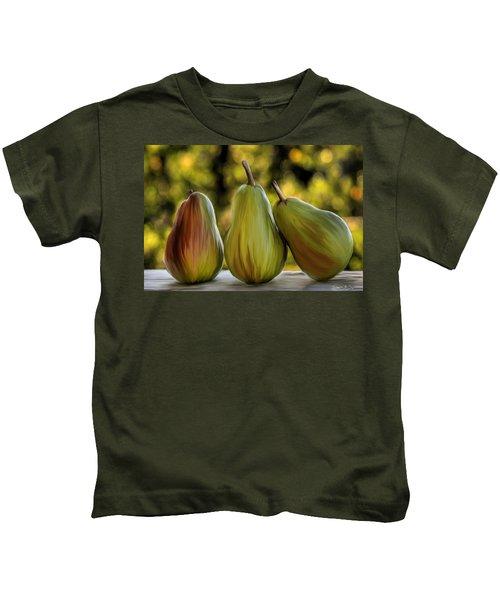 Pear Buddies Kids T-Shirt