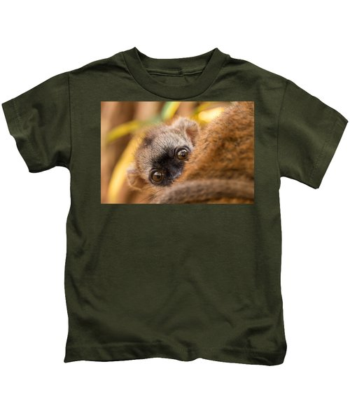 Peekaboo Kids T-Shirt