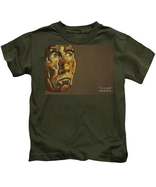 Pete Postlethwaite Kids T-Shirt