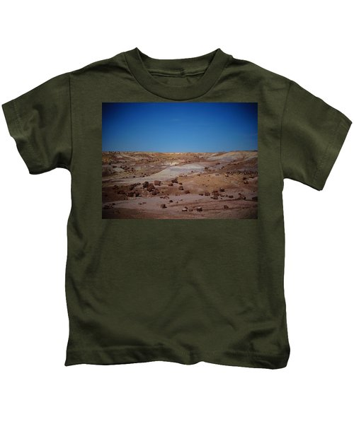 Petrified Forest Kids T-Shirt