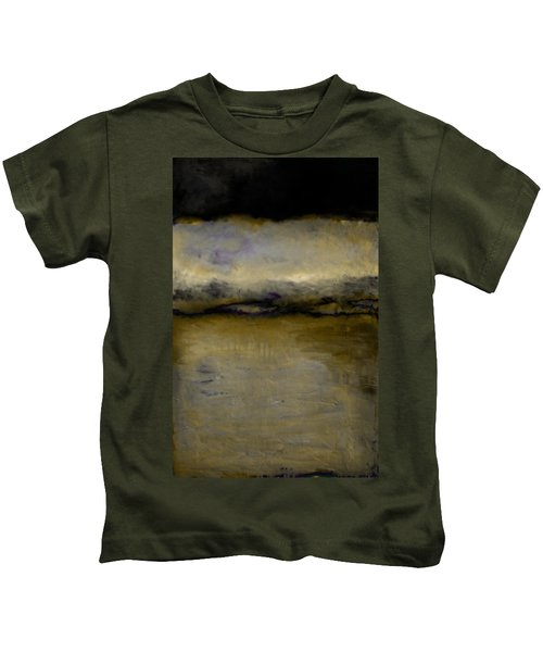 Pewter Skies Kids T-Shirt