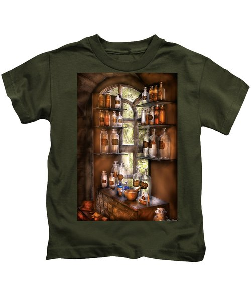 Pharmacist - Various Potions Kids T-Shirt