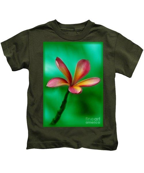 Pink Jasmin Kids T-Shirt