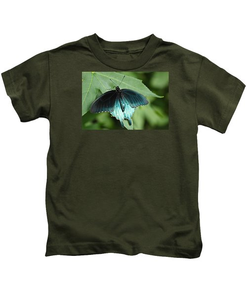Pipevine Swallowtail Kids T-Shirt