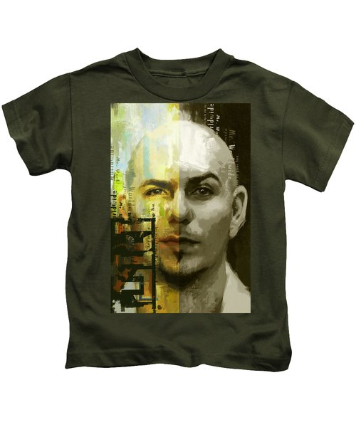 Pitbull  Kids T-Shirt