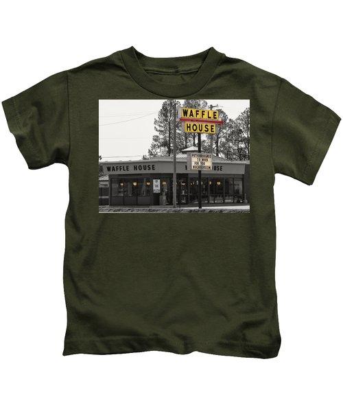 Hire Education Kids T-Shirt