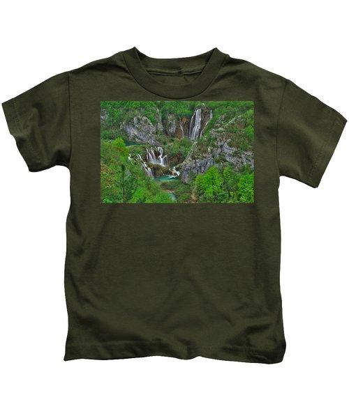 Plitvice Kids T-Shirt