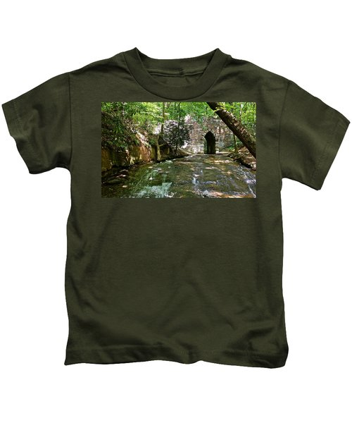 Poinsett Bridge Kids T-Shirt