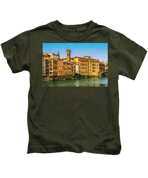 Ponte Vecchio Itl3304 Kids T-Shirt