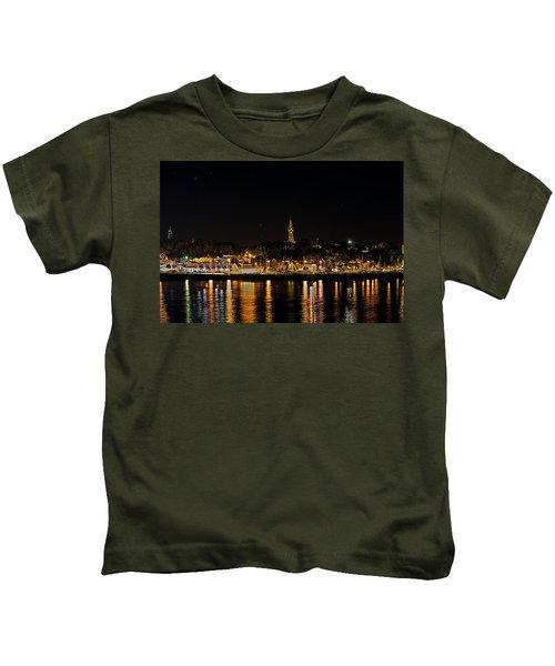 Port Lights Kids T-Shirt