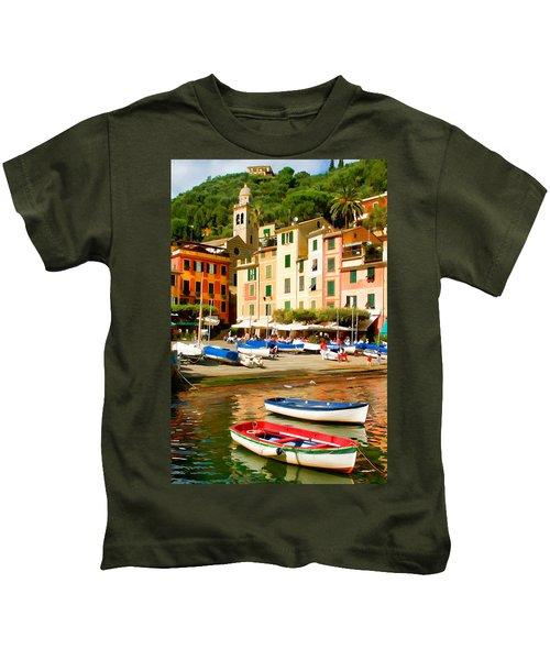 Portofino Kids T-Shirt