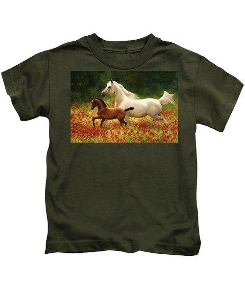 Pride And Joy Kids T-Shirt