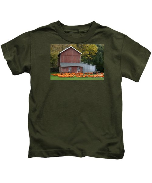 Pumpkins Kids T-Shirt