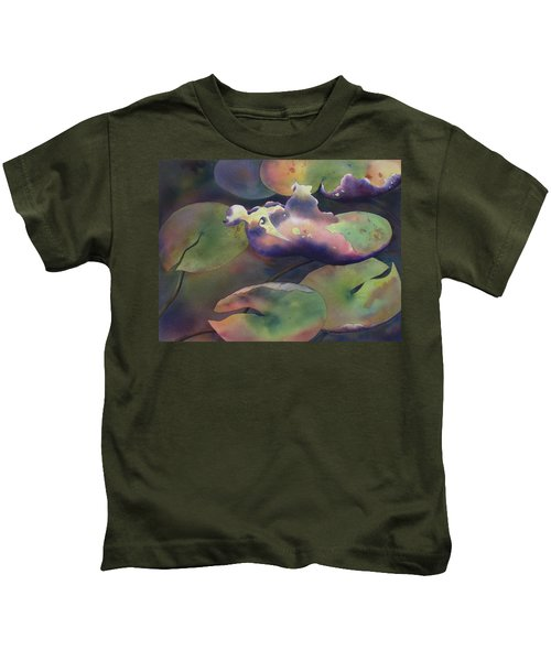 Purple Linings II Kids T-Shirt