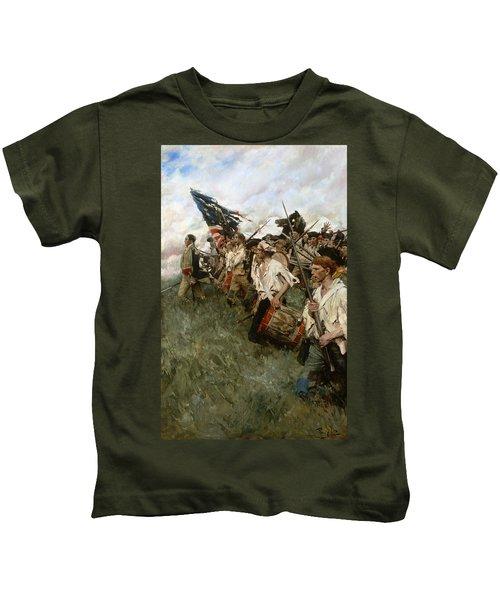 Pyle: Nation Makers, 1906 Kids T-Shirt