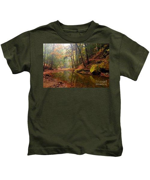 Quiet Waters Kids T-Shirt