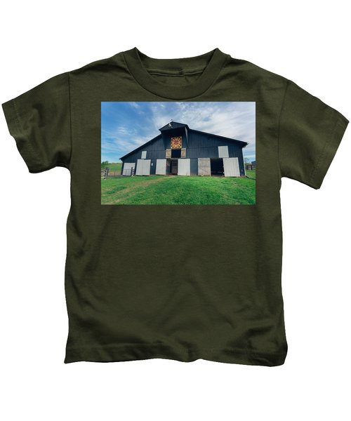 Quilted Barn Kids T-Shirt