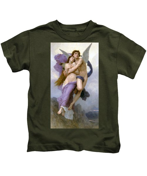 Rapture Of Psyche  Kids T-Shirt