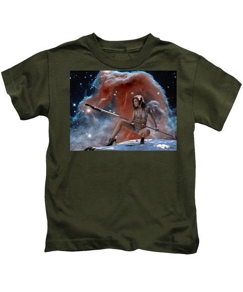 Rebel Warrior Kids T-Shirt