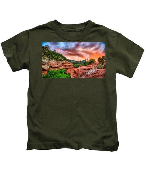 Red Canyon Kids T-Shirt