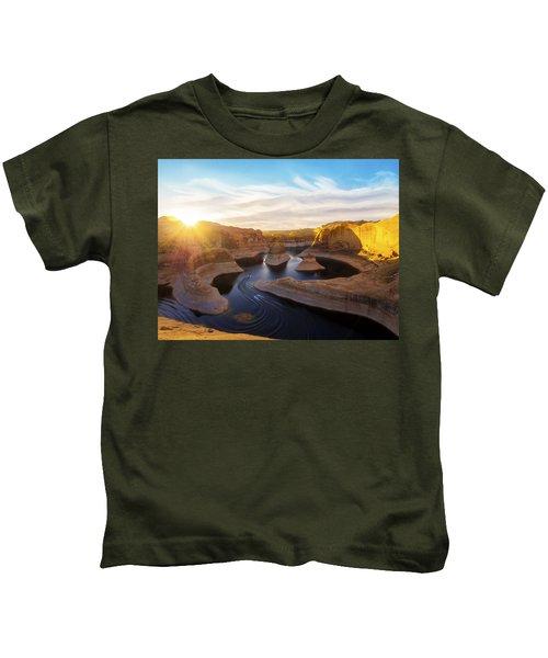 Reflection Canyon Kids T-Shirt