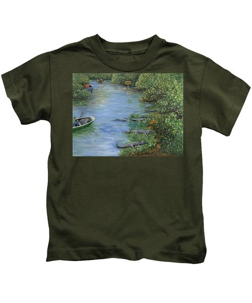 Refuge? Kids T-Shirt