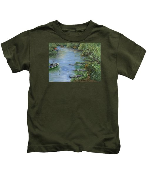 Refuge? Kids T-Shirt