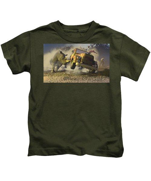 Relative Mass Kids T-Shirt