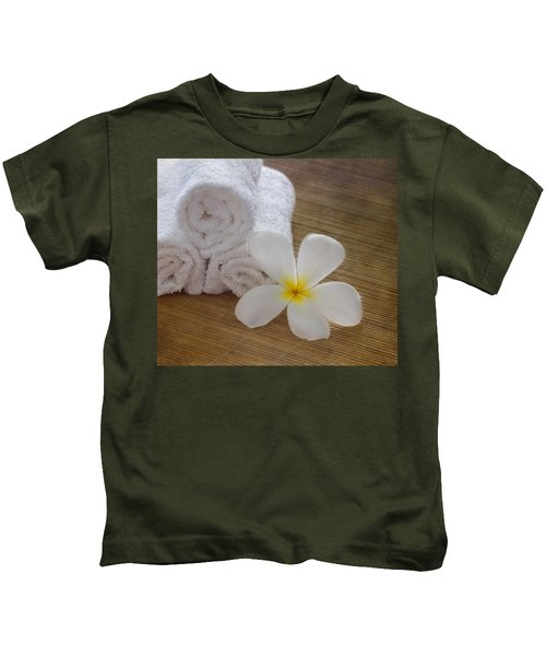 Relax At The Spa Kids T-Shirt