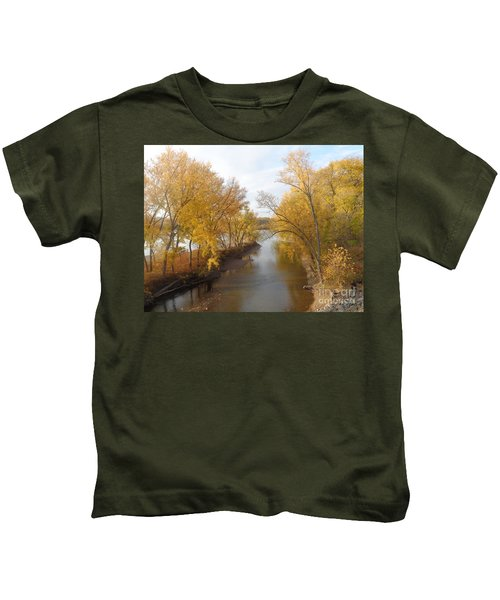 River And Gold Kids T-Shirt
