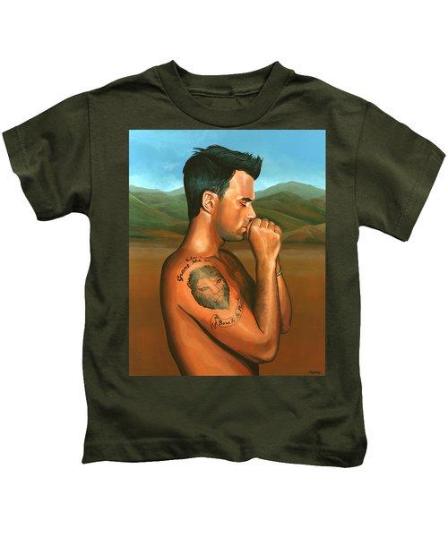 Robbie Williams 2 Kids T-Shirt