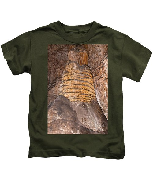 Rock Of Ages Carlsbad Caverns National Park Kids T-Shirt
