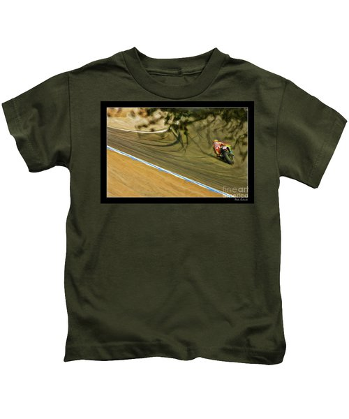 Rossi Though The Trees  Kids T-Shirt