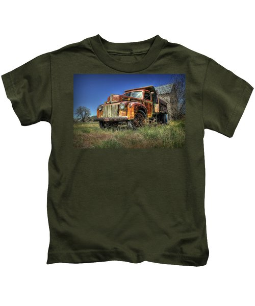 Rusty Reed Kids T-Shirt