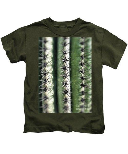 Saguaro Catus Needles Kids T-Shirt