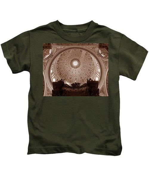 Saint Peter Dome Kids T-Shirt