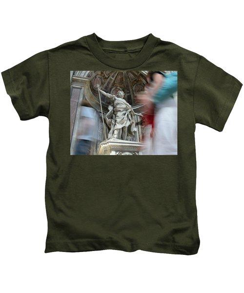 Saint Peters Traffic Kids T-Shirt
