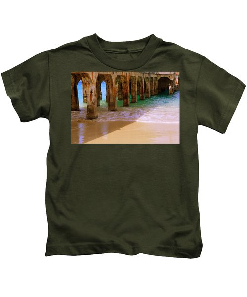 Sands Of Time Kids T-Shirt
