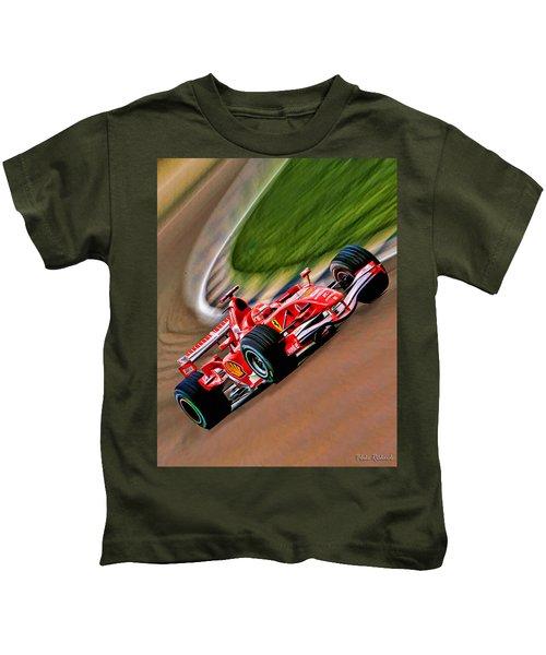 Schumacher Bend Kids T-Shirt