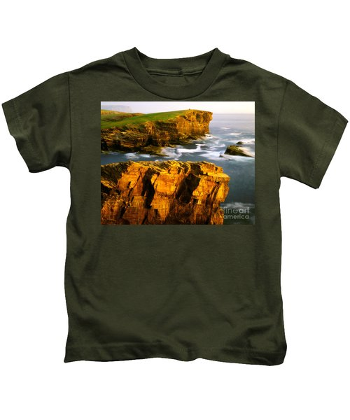 Sea Of Time Kids T-Shirt