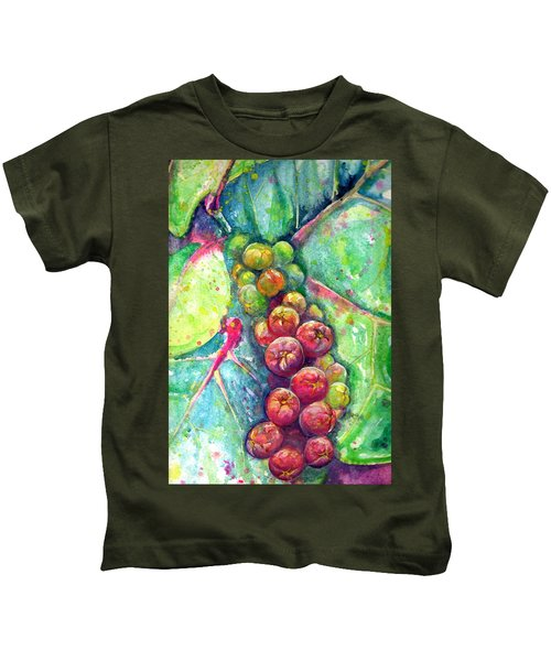 Seagrapes Kids T-Shirt