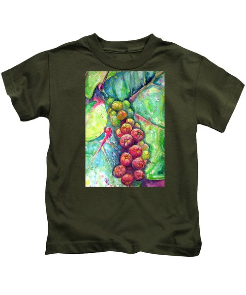 Seagrapes Kids T-Shirt
