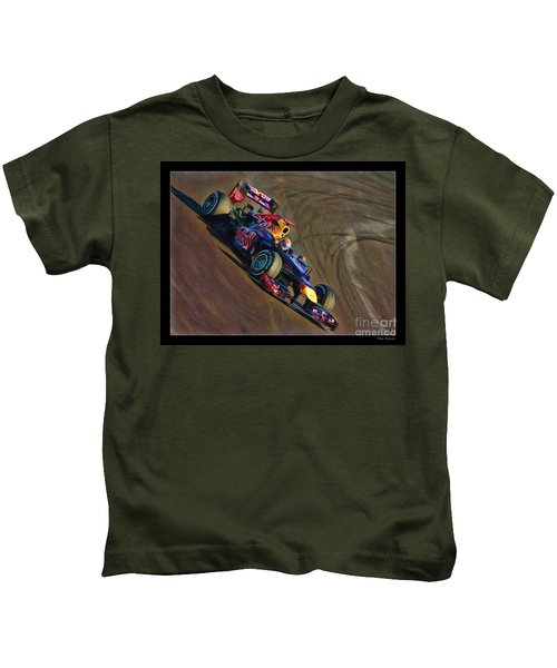 Sebastian Vettel - Red Bull Kids T-Shirt