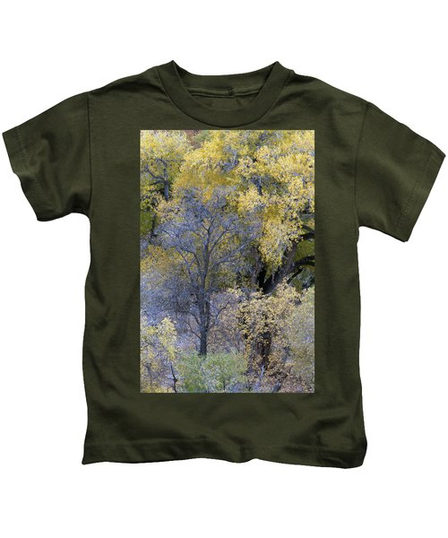 Sedona Fall Color Kids T-Shirt