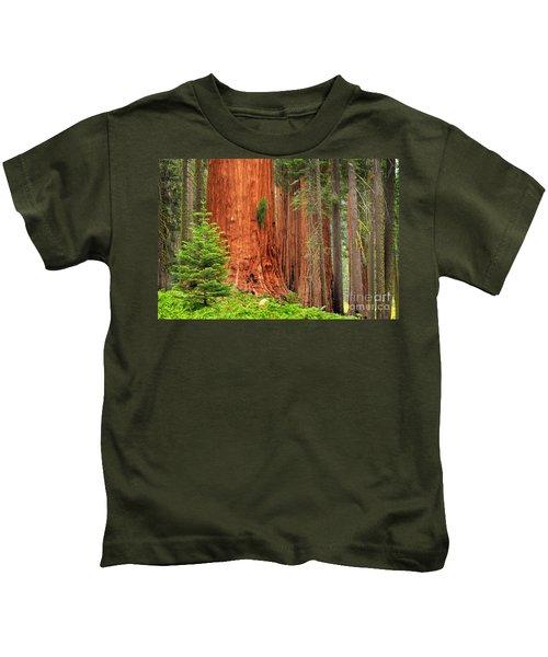 Sequoias Kids T-Shirt