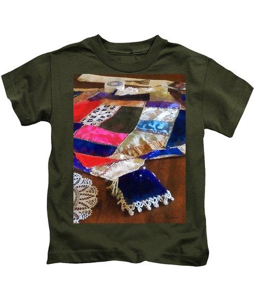 Sewing - Making A Quilt Kids T-Shirt